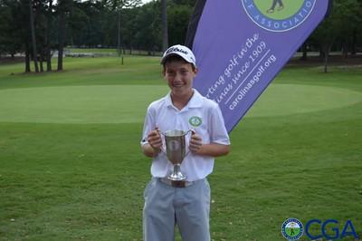 20th NC Junior Boys' 13 and Under Championship