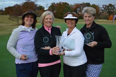 1st Carolinas Women's Club Team Championship
