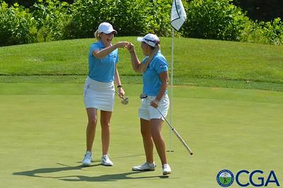Virginias-Carolinas Women's Team Matches