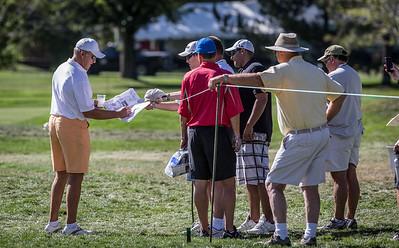 Pro Am on Wednesday Sept 3, 2014. (WGA/Charles Cherney)
