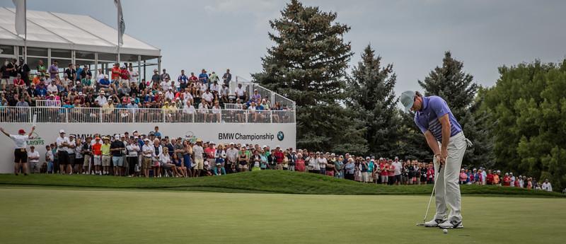 Thursday at Cherry Hills Sept 4, 2014. (WGA/Charles Cherney)