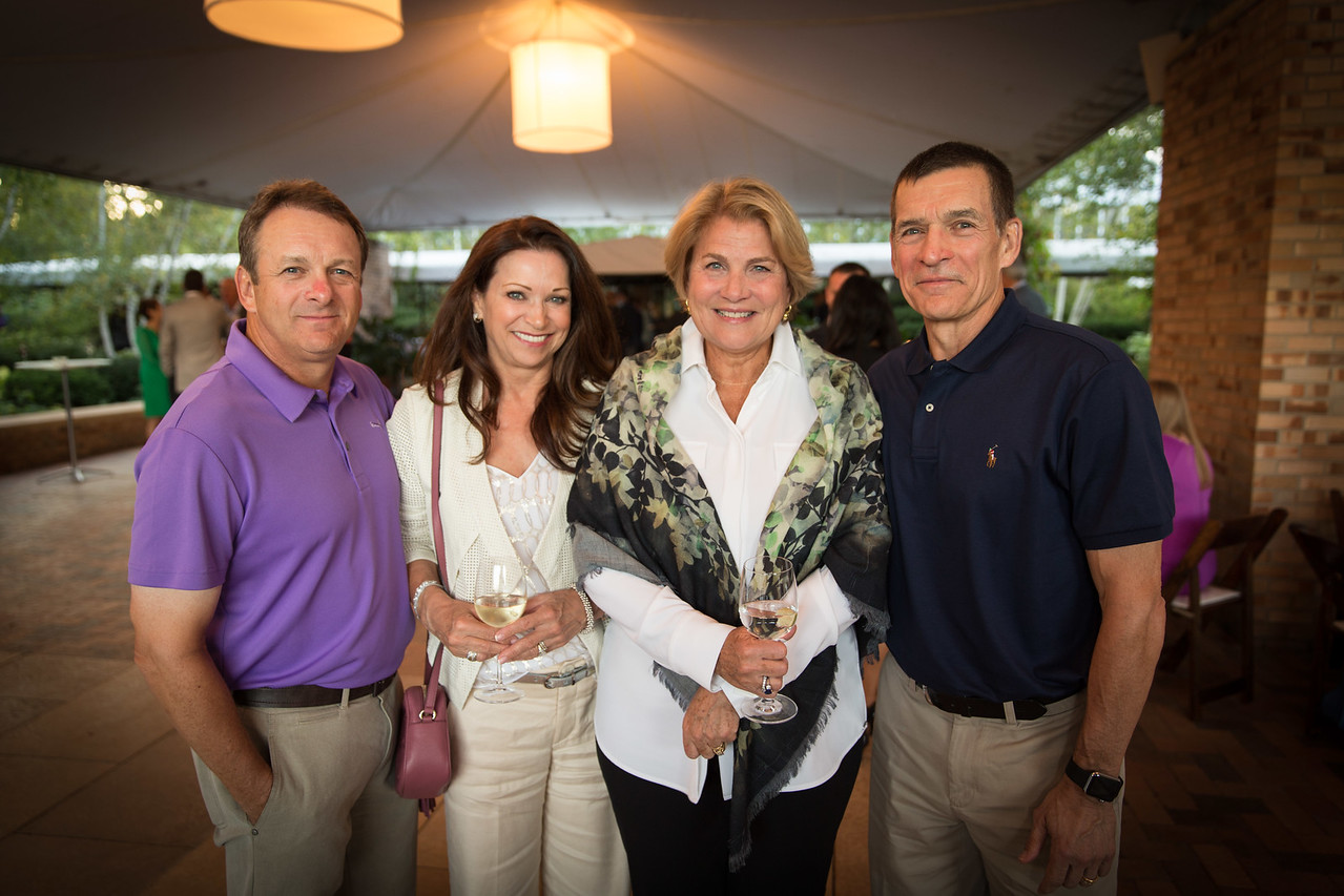 Pairings Party at the Chicago Botanical gardens on Tuesday Sept 15 2015. ©Charles Cherney Photography