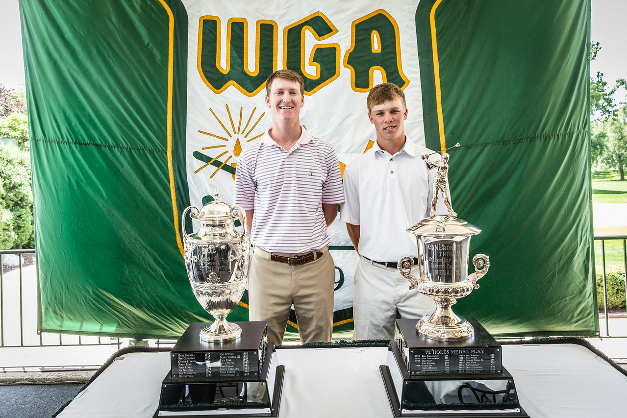 Westerm Am media day at Beverly CC on Tuesday July 1, 2014. (Photo/Charles Cherney)