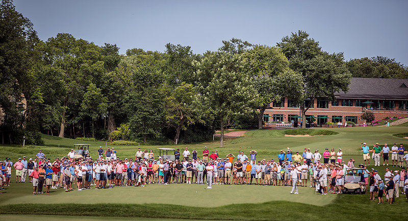 2017 Western Amateur at Skokie Golf Club in Glencoe IL on Saturday August 5, 2017 (WGA/Charles Cherney)