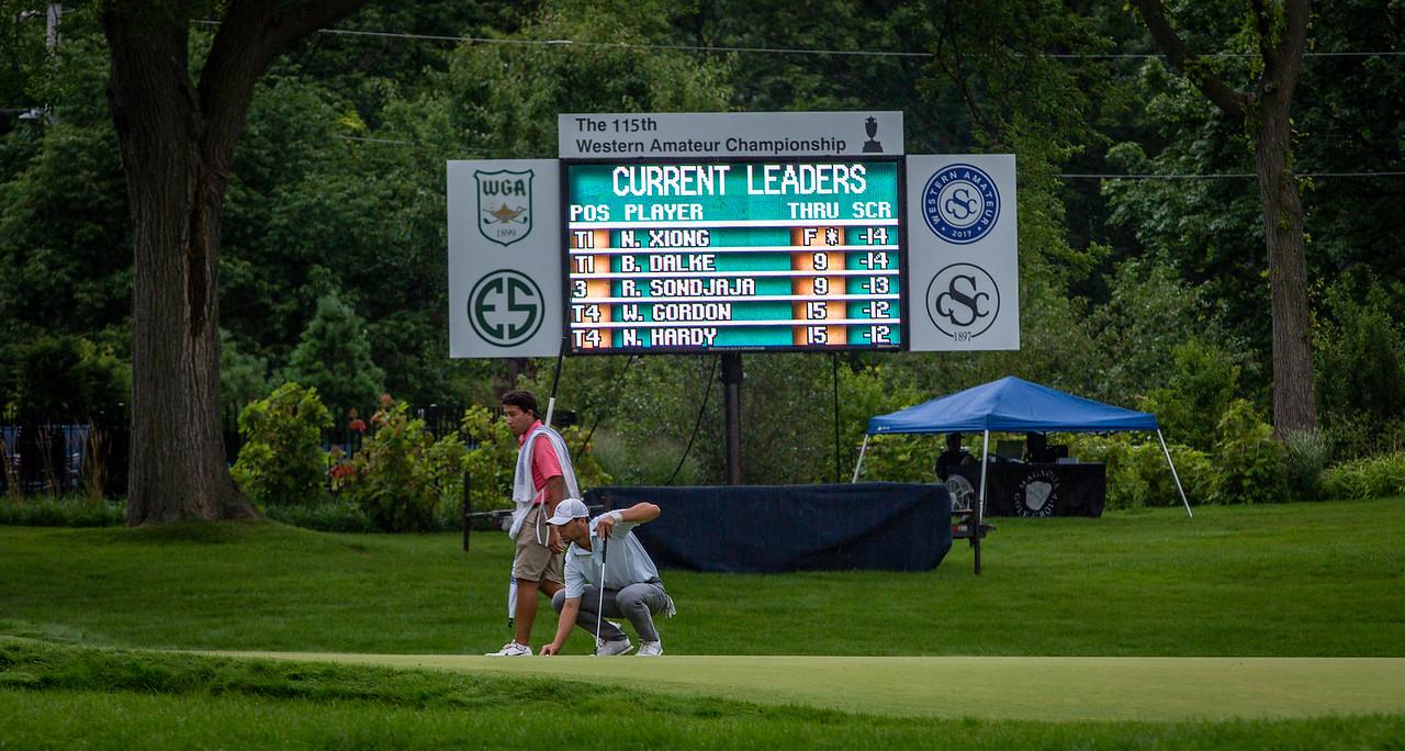 Western Amateur, Western Golf Association, Evan Scholars