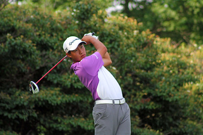 Collin Morikawa of La Canada Flintridge, Calif., recorded three straight rounds in the 60's come the conclusion of the third round at the 96th Western Junior at Meridian Hills Country Club.