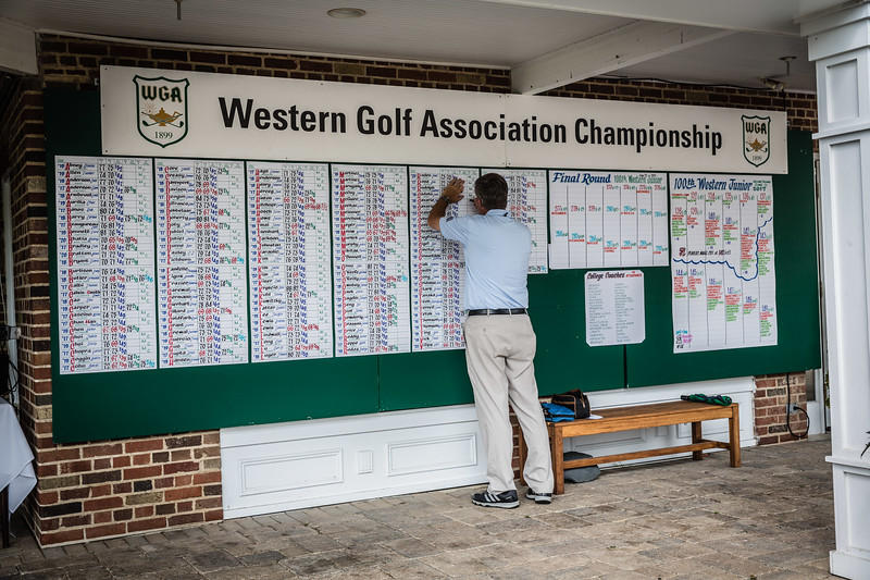 WGA, 2017 Western Junior, ESF
