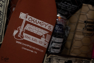Champy's Famous Fried Chicken - Chattanooga, Tn.