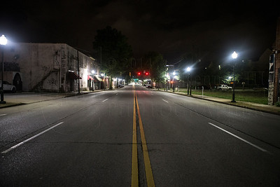MLK BLVD on Saturday Night 2014