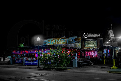 Champy's on Saturday Night 2014