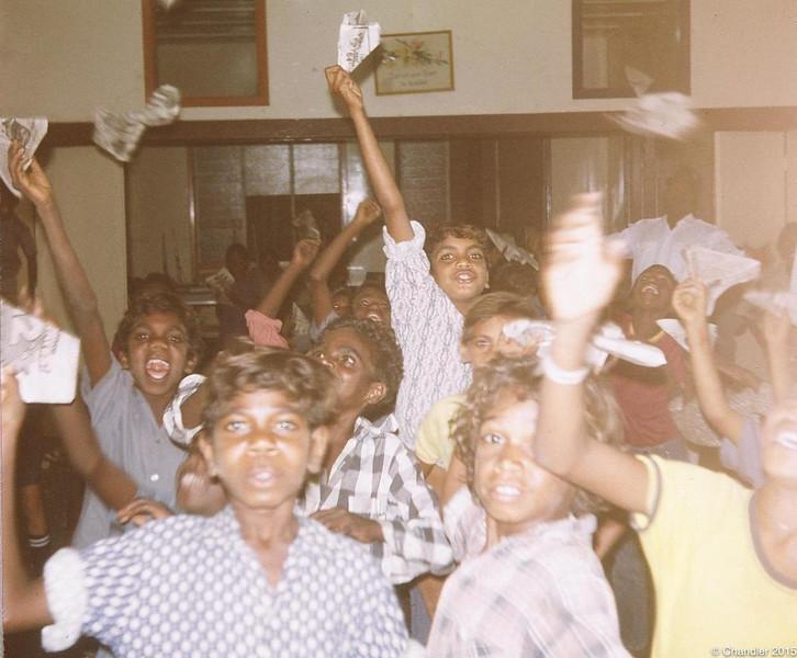 1975 Boys Brigade