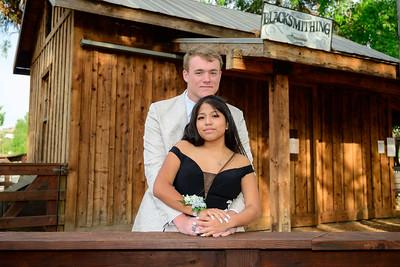 Chandler and Maya - PHS Prom 2019 00018