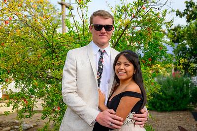 Chandler and Maya - PHS Prom 2019 00010