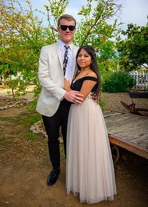 Chandler and Maya - PHS Prom 2019 00008