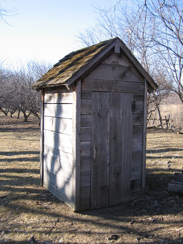 31 Outhouse