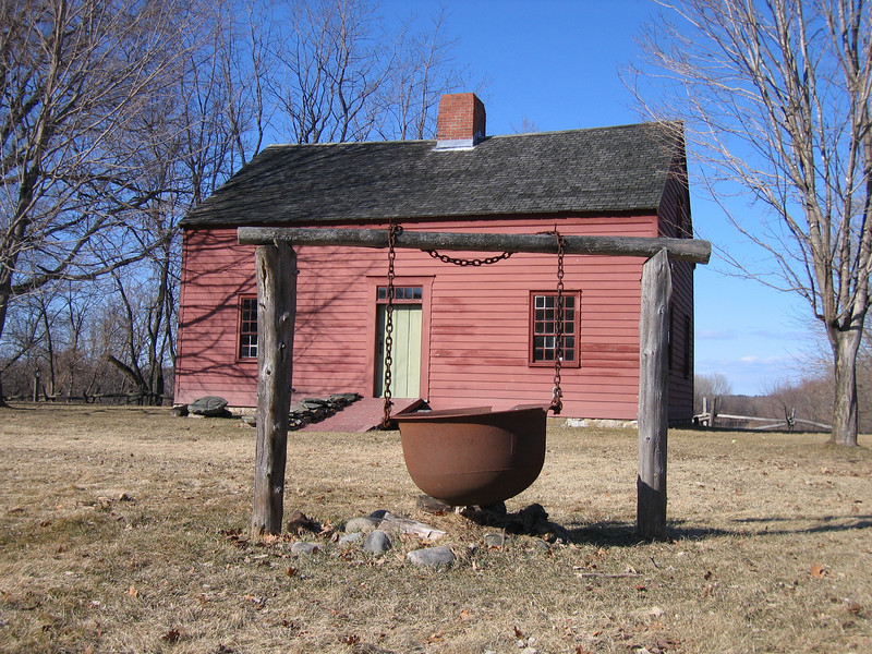 10 Homestead with Kettle