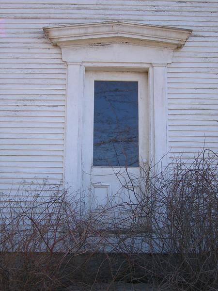 33 Hanson House Door Detail