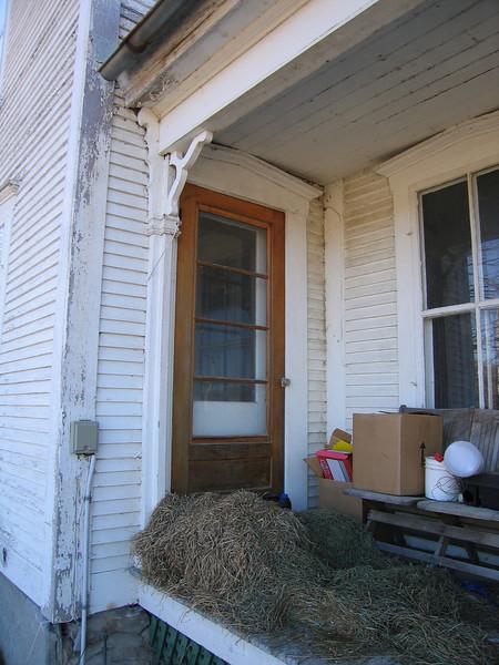 38 Hanson House Porch Corner