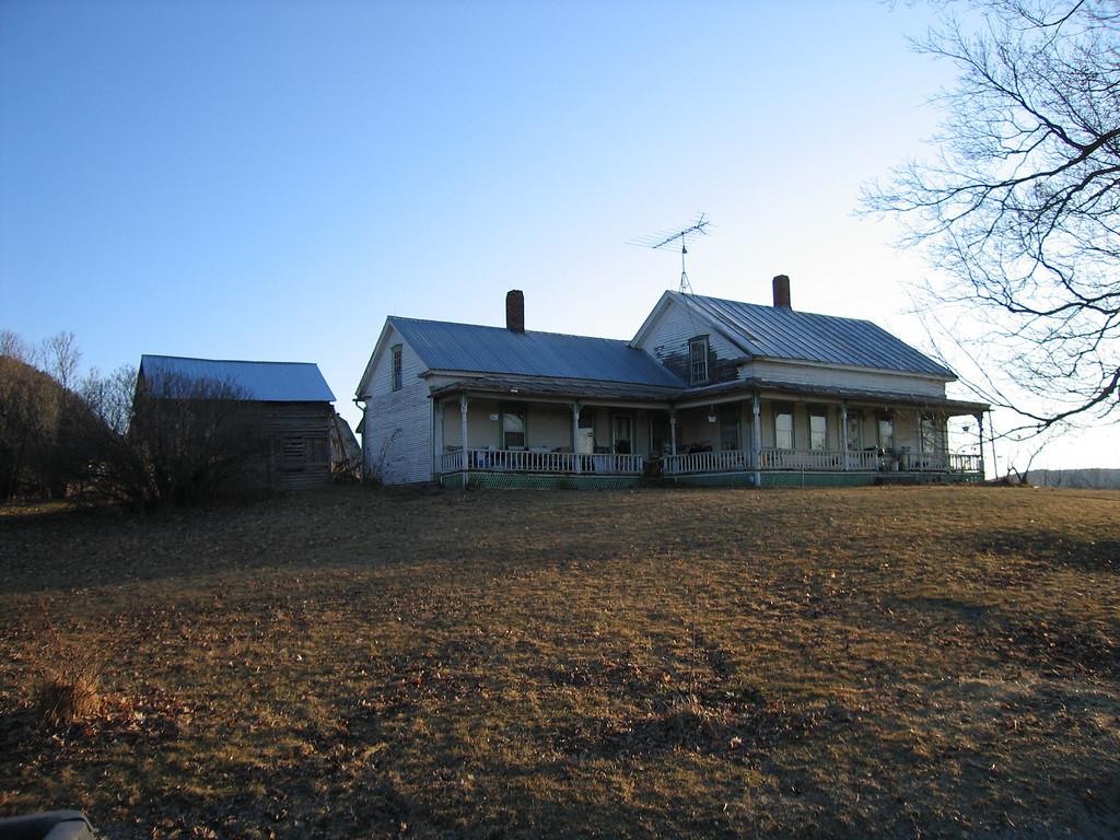 23 House at Dusk