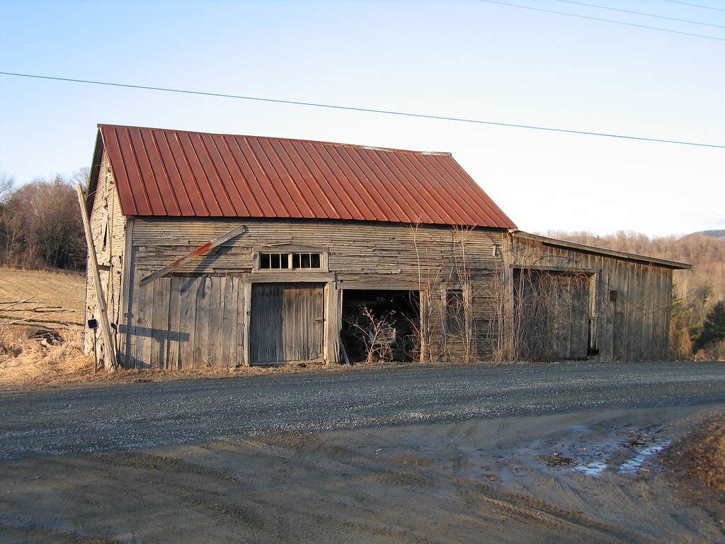 31 Tractor Shed