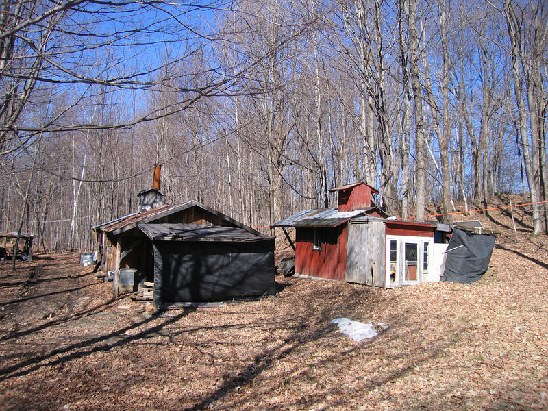 02 Sugarhouse and Shed