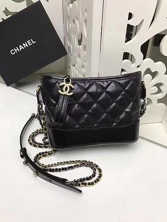 GABRIELLE small hobo bag A98180 black