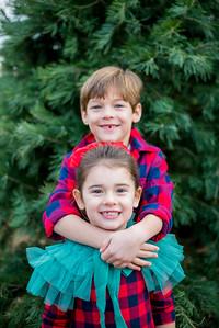 Chaney Family Christmas Photos