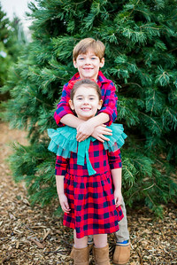 Chaney Family Christmas Photos