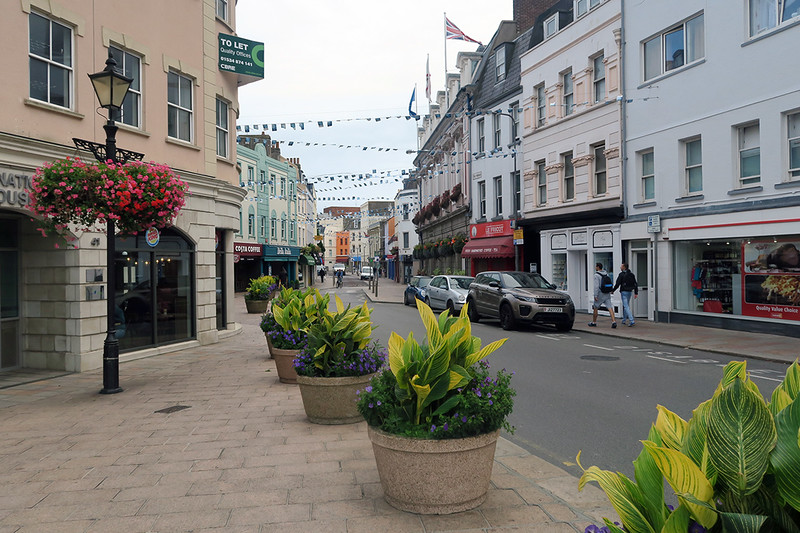 st helier town what to do in Jersey