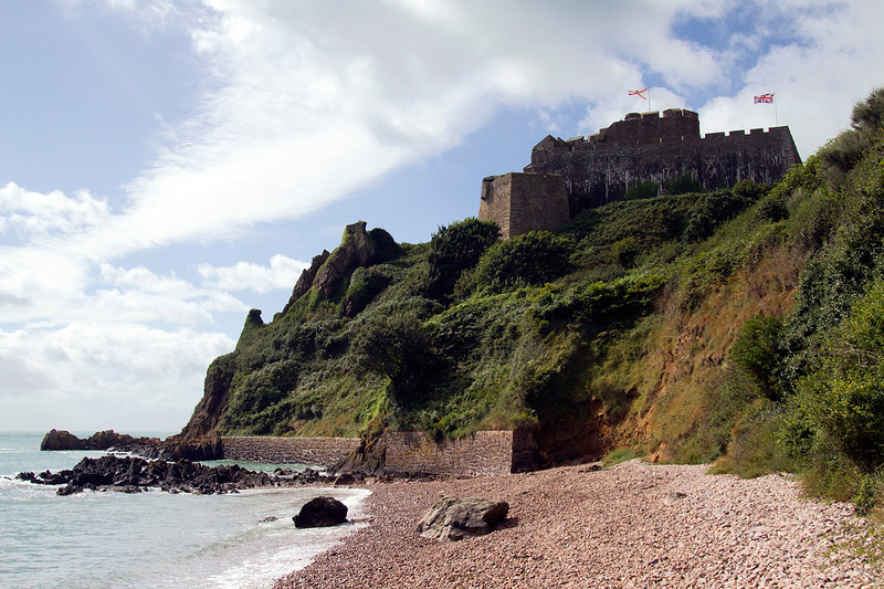 Mont Orgueil what to do in Jersey