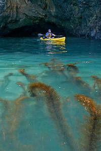 Kayaking Anacapa Island. 0412_2124 2