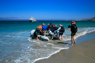 Santa Rosa Beach landing. 0811_5729