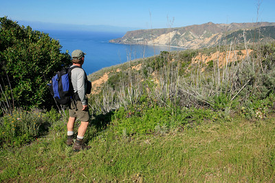 Del Norte trail to Chinese Harbor. 0411_218