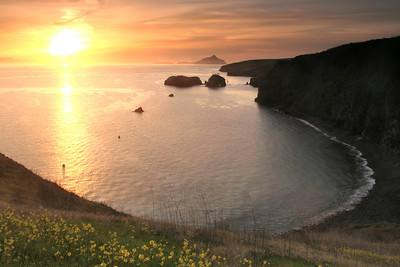 Sunrise, Scorpion Bay