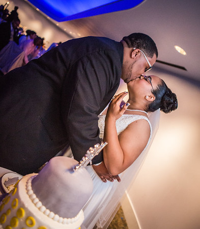 Channel and Lionel Wedding at Fernbank