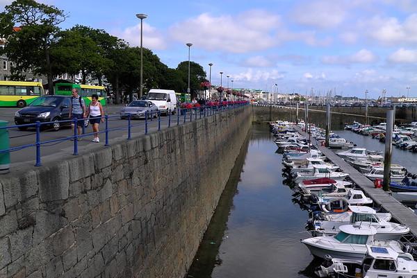 St. Peter Port, Guernsey, August 09, 2011