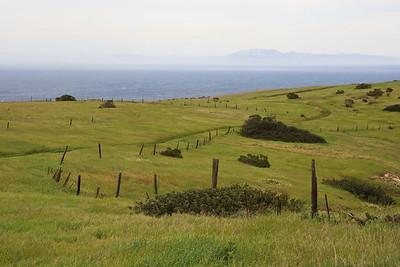 Montañon Ridge