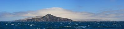 West end of Santa Cruz Island