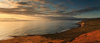 Sunrise, Carrington Point