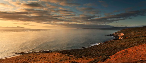 Sunrise Carrington Point, SRI 20 x 46 panorama