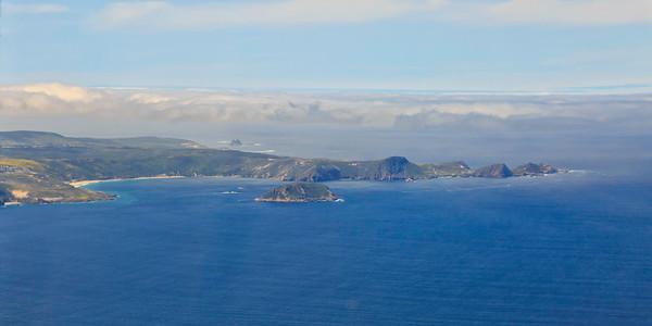 Cuyler Harbor, Prince Island, Harris Point