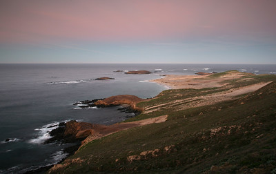 Channel Islands National Park, San Miguel Island, Point Bennett, early morning light