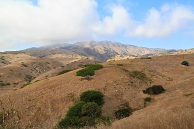 Montanon ridge