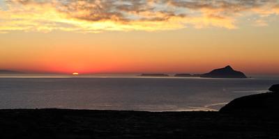 Cavern Point sunrise