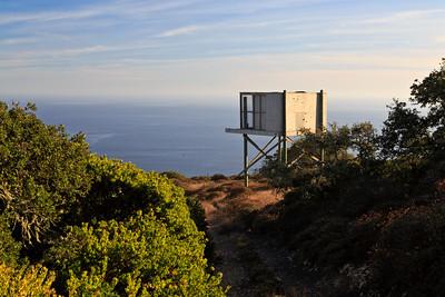 Loma Pelona trail