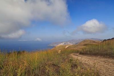 View toward Chinese Harbor
