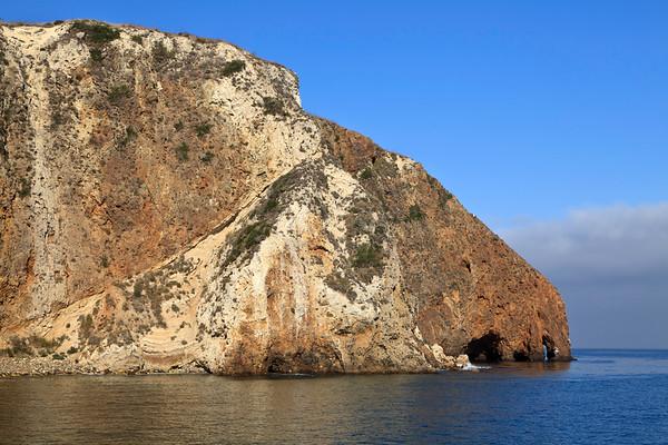 Coastal views / Painted Cave