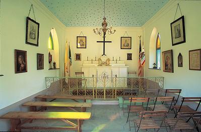 Central Valley - Chapel interior