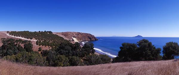 Smuggler's Cove panorama
