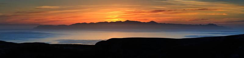 Becher's Bay sunrise